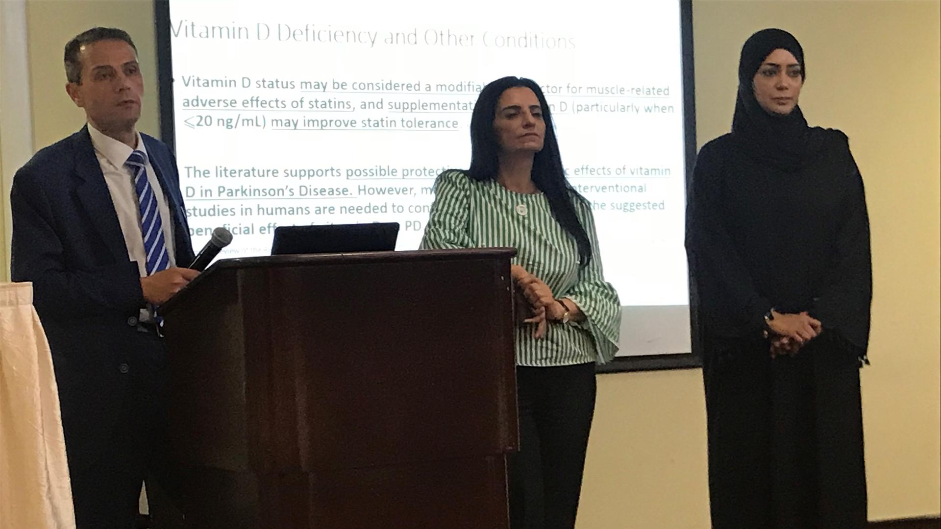 UAE's Vitamin D Deficiency Takes Center Stage in Scientific Seminar