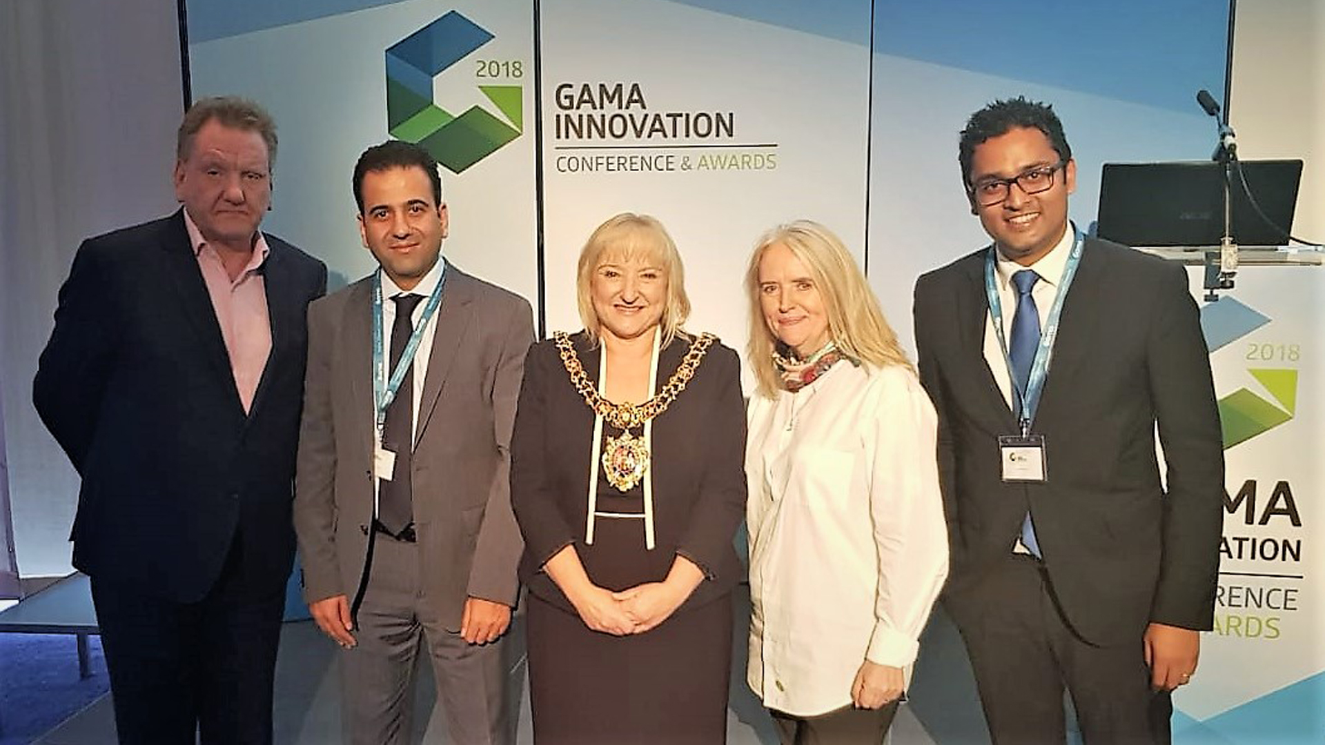Al Ain Vitamin D Water Wins 2018 'Best of Middle East' Gama Innovation Award