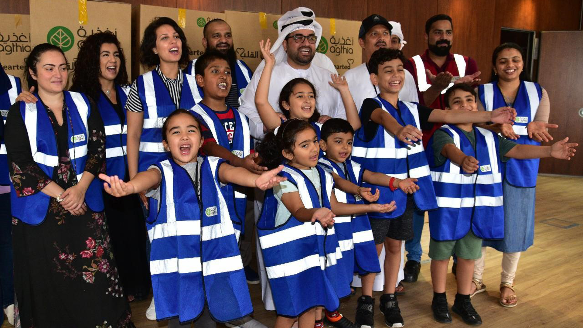 Agthia Marks the Month of Giving Across the UAE
