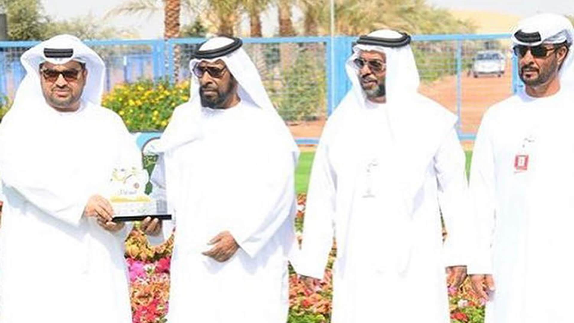 Sultan Bin Zayed Heritage Festival