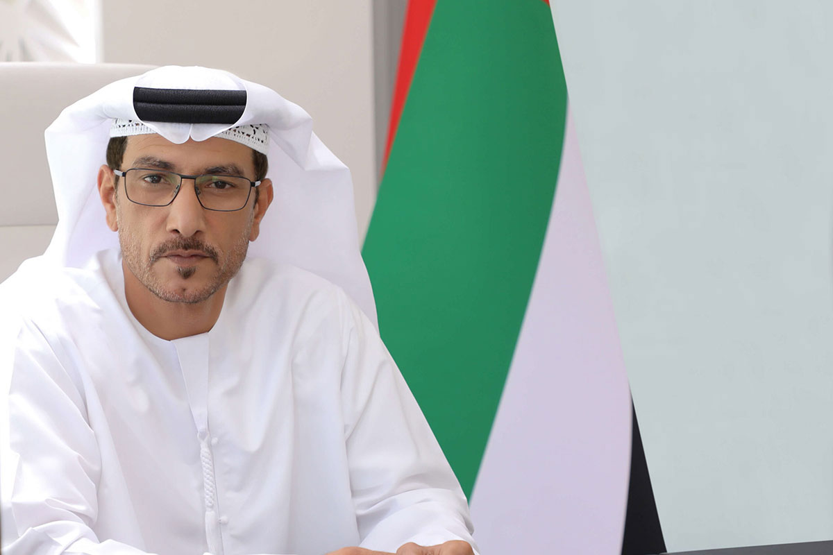 H. E. Khalaf Al Hammadi